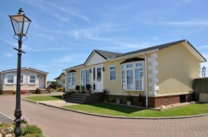 Residential mobile home caravan park solicitor